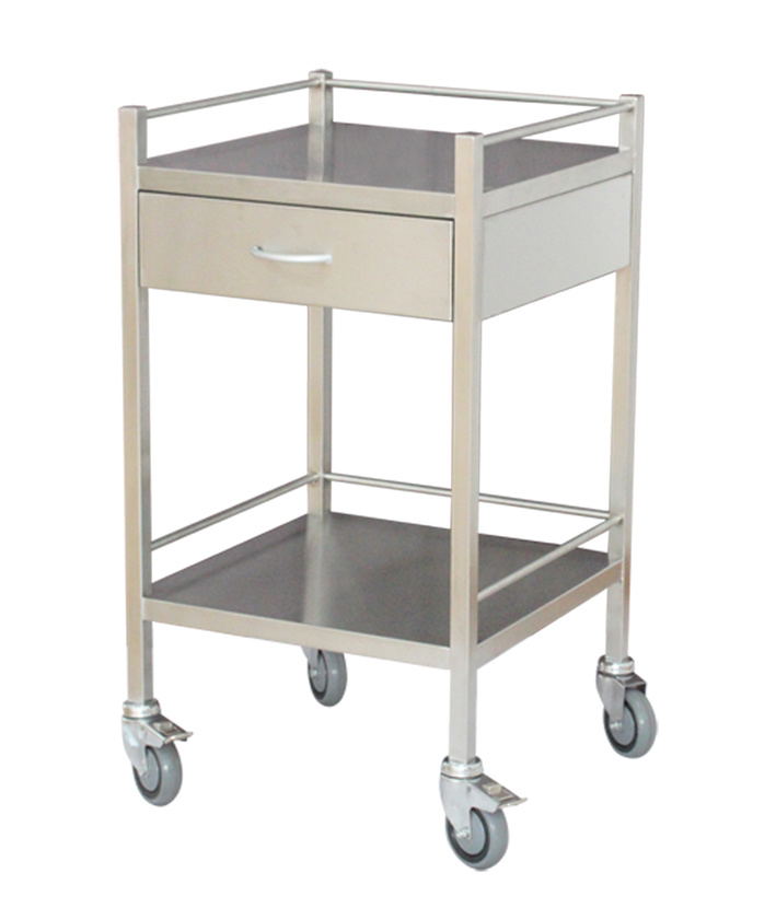 China Hospital Treatment Trolley WK TB001