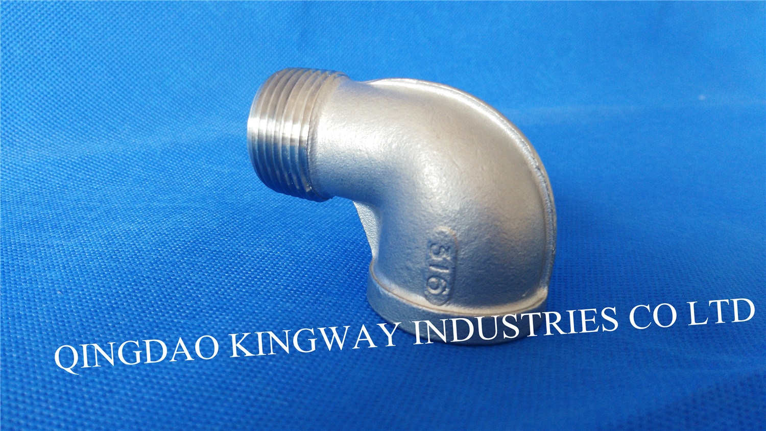 Stainless Steel Street Elbow 90