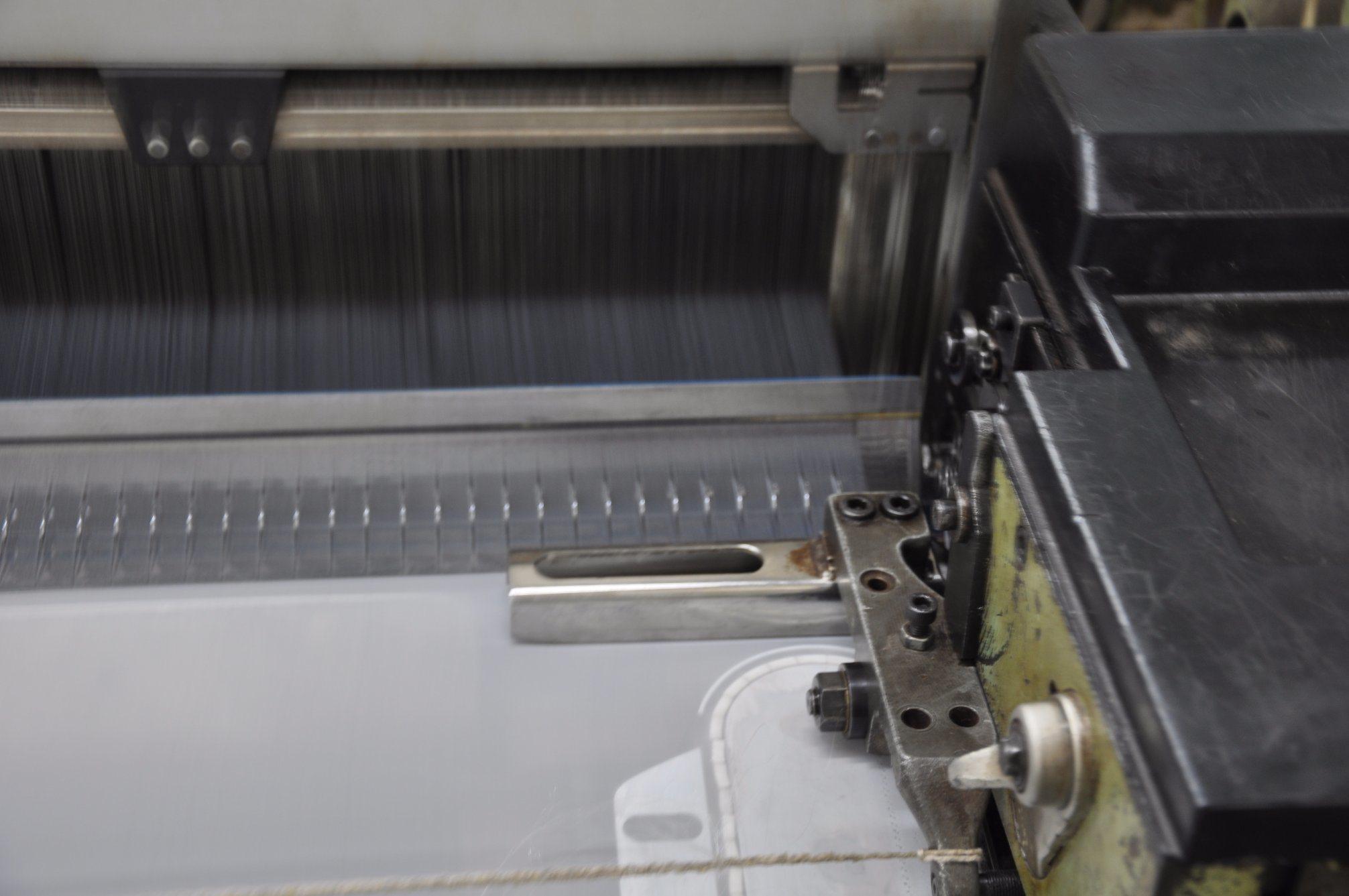 Dpp90t-48W White Monofilament Polyester Screen Printing Mesh