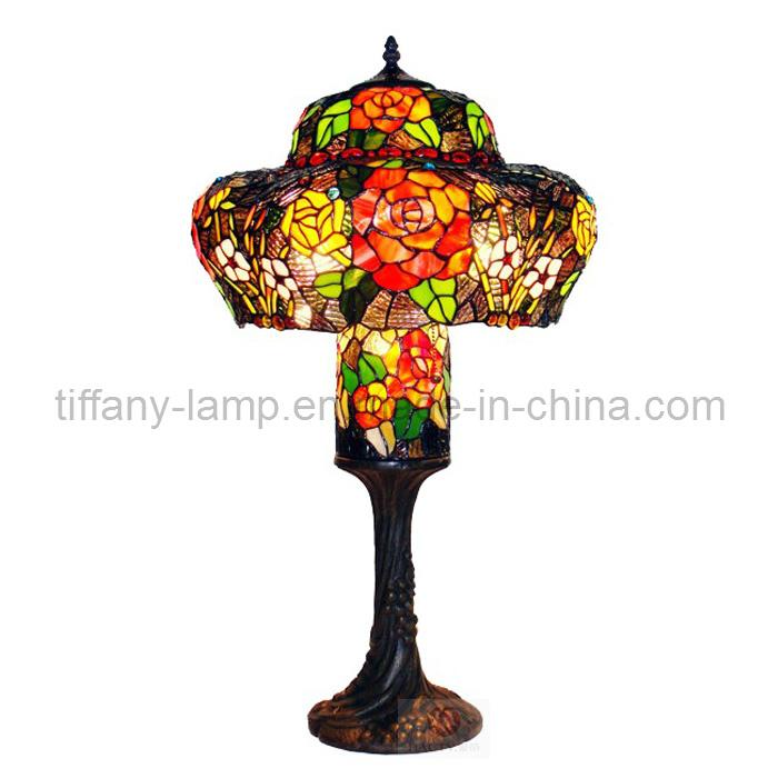 china tiffany rose ceiling lamp ls12t000647 c china tiffany lamp. Black Bedroom Furniture Sets. Home Design Ideas