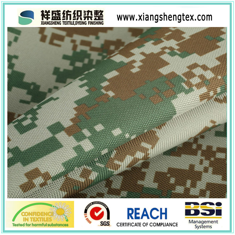 Camouflage Fabric for Military Garment
