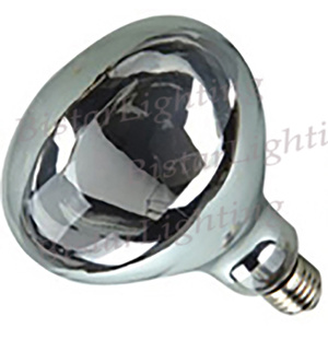 Infrared Lamp R125 Warm Light Bathroom Infrared Heat Bulb