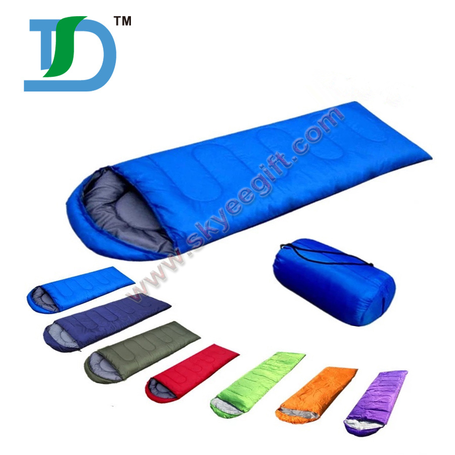 Lightweight Popular Envelope Winter Camping Sleeping Bag