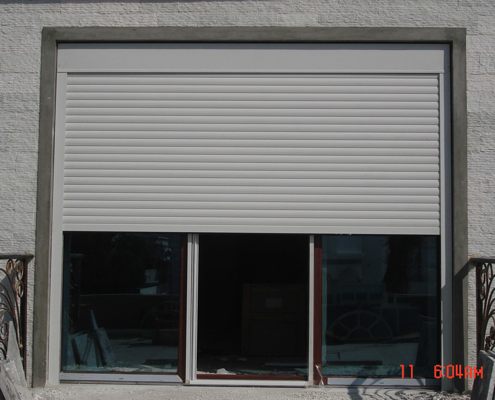 Steel window shutters for Window shutters