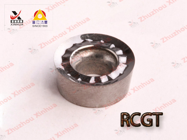 Polish Carbide Cutting Tips of Aluminium Turning Inserts Rcgt