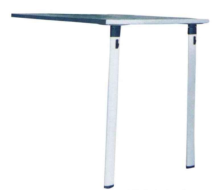 Aluminum Folding Table Leg (A597)
