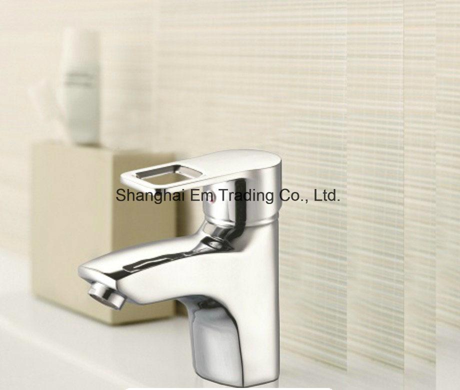 Polishing Brass Sink Faucet, Brass Water Valve