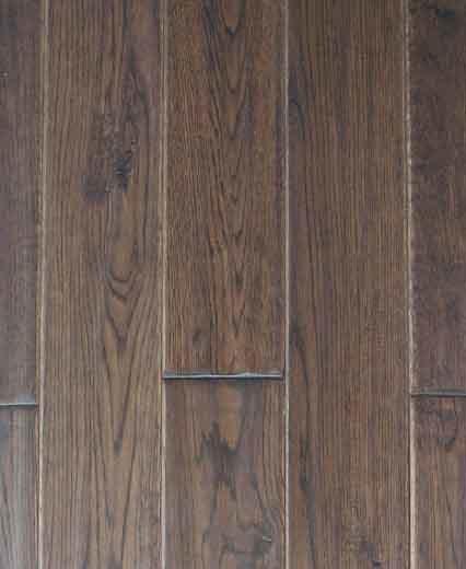 Oak Flooring Engineered Handscraped China Wood
