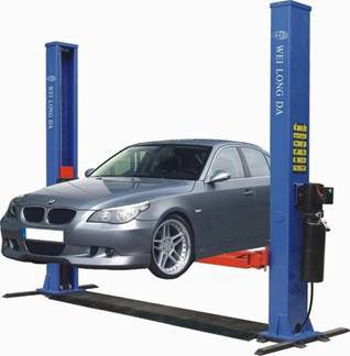 Wld230d Two Post Car Lift / Two Post Car Hoist