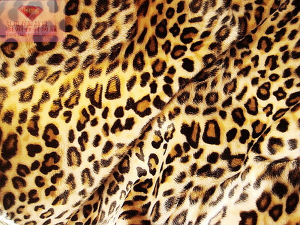 Super Soft Fleece Fabric (HZS---0012)