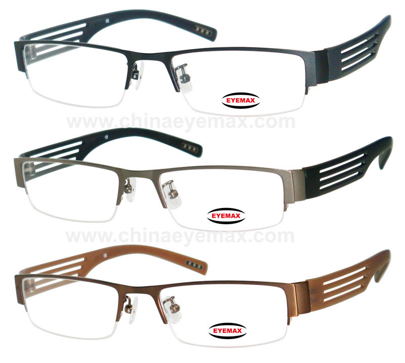 Eyeglasses With No Bottom Frame : FLATTERING EYEGLASS FRAMES - EYEGLASSES