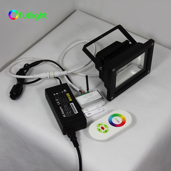 china 18w dimmable rgb led flood light wall washer china. Black Bedroom Furniture Sets. Home Design Ideas