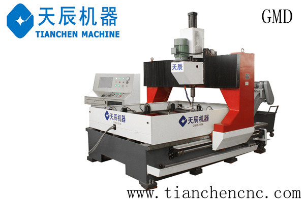 Gantry Movable CNC Drilling Machine for Plates