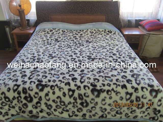 Raschel Mink Acrylic Printing Blanket (MQ-LAB003)