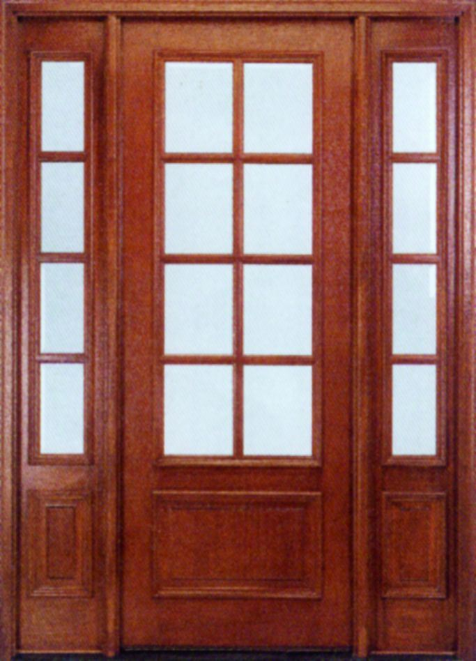 Wooden french doors the image kid has it for Wooden french doors
