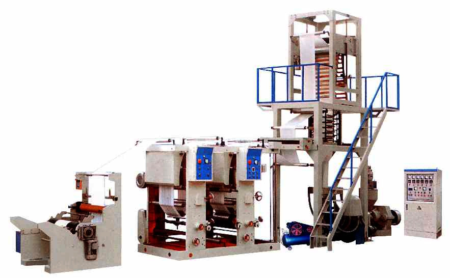 Film Blowing and Printing Machine (SJ-Y Series)