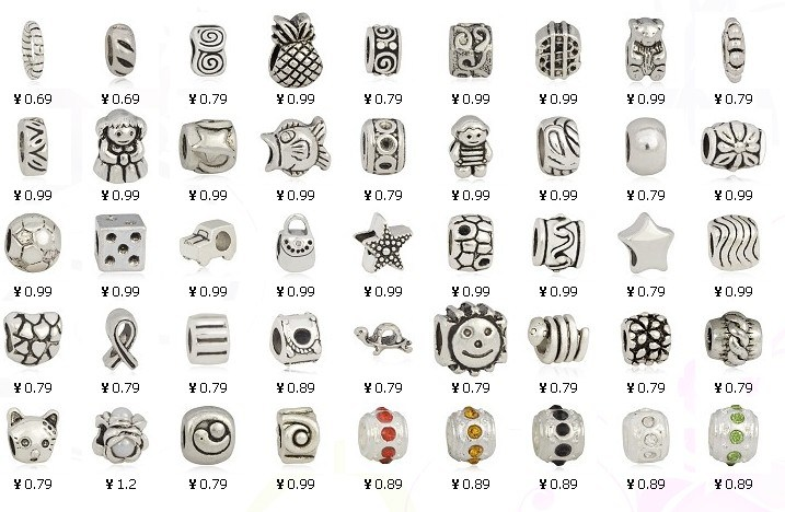 charms for bracelets. -Charms-Fit-Bracelets-