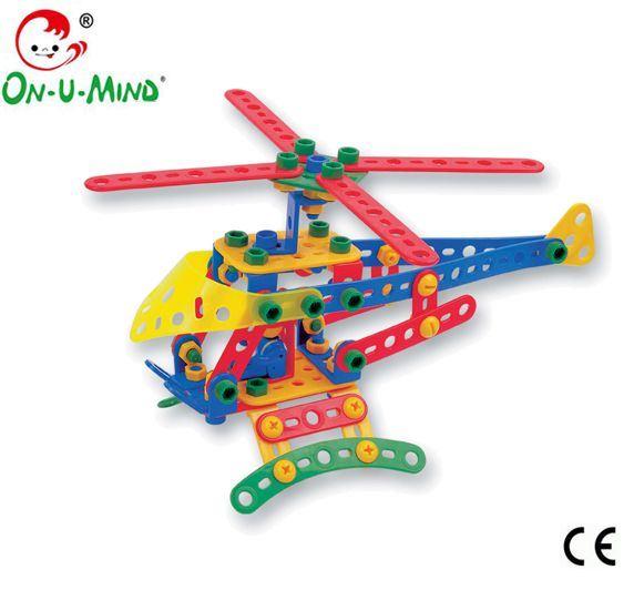 Plastic Construction Toys