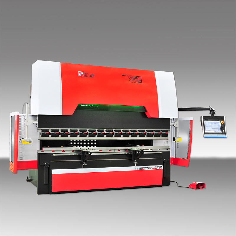 Hpr Series CNC Turret Punching Machine