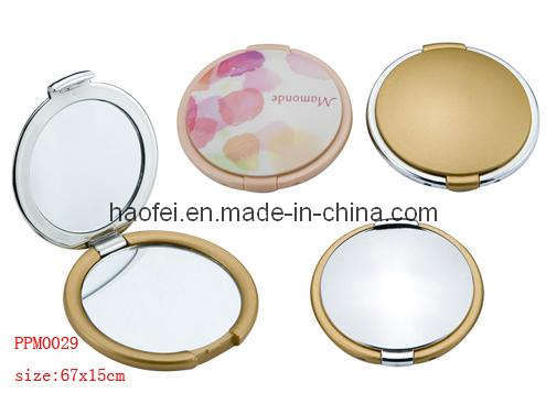 Round Shape Cosmetic Mirror (PPM0029)