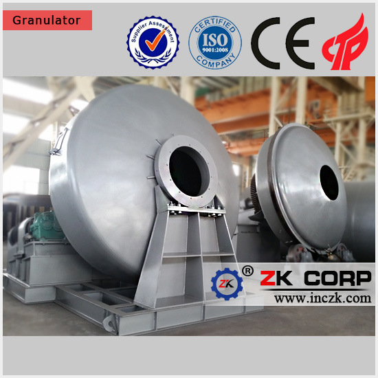 Granulator Used in Oil Fracturing Proppant Production Line