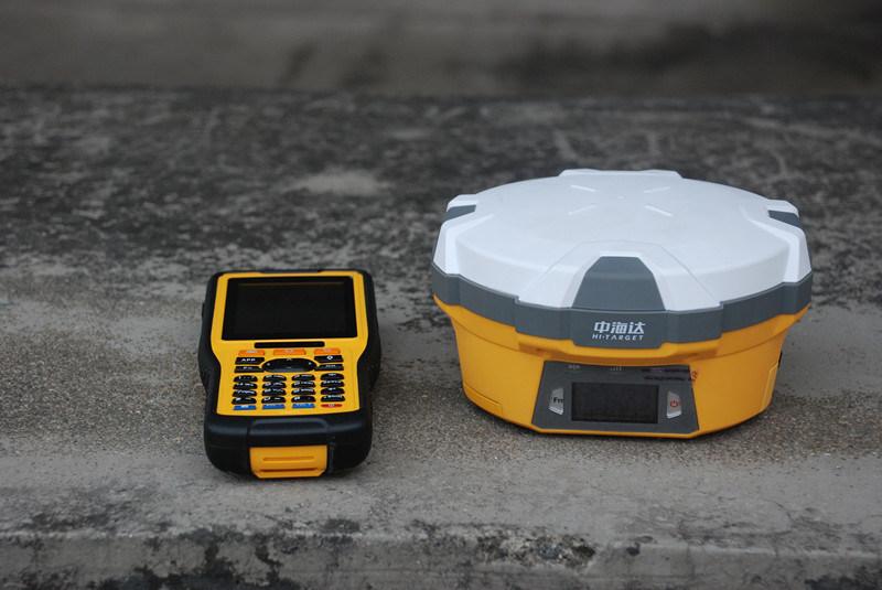 1GB Internal Storage and 8GB Internal Micro SD Storage Hi-Targaet V60 Gnss/GPS/Gnss Rtk Surveying Instruments