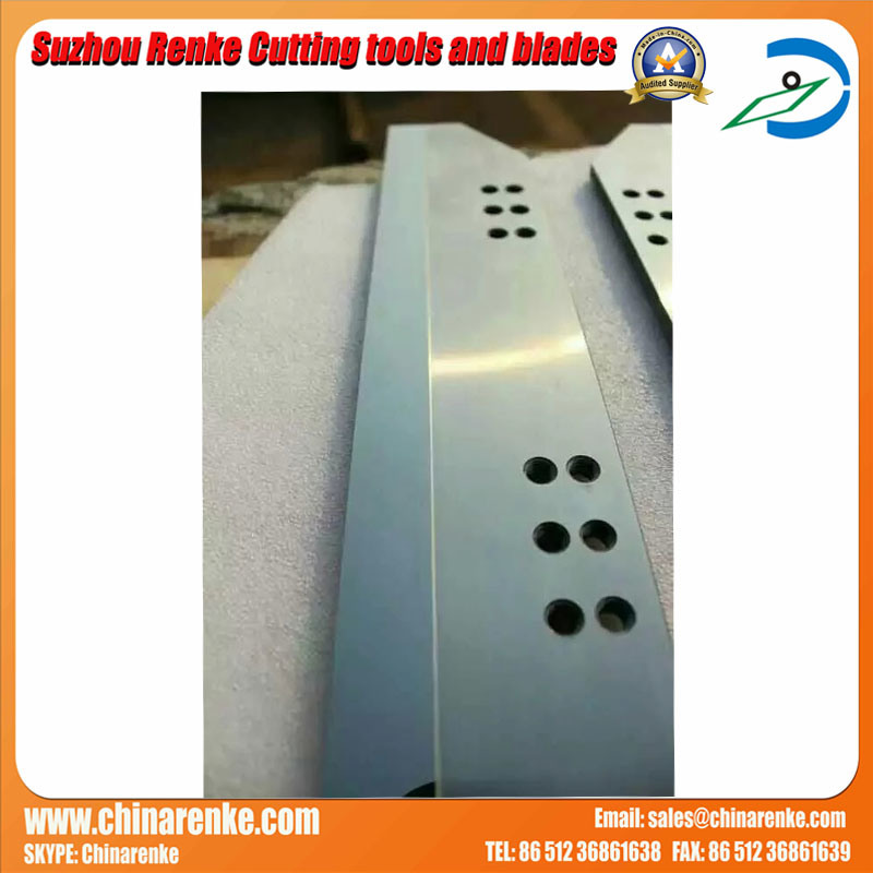 Cutting Blades for Metal Processing