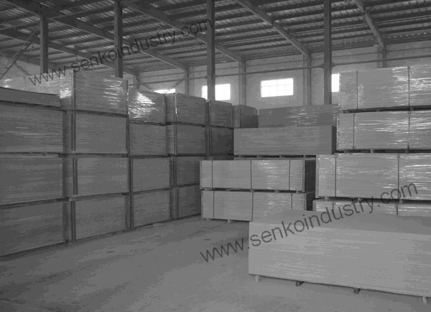 Non-Asbestos Fiber Cement Board Made in China