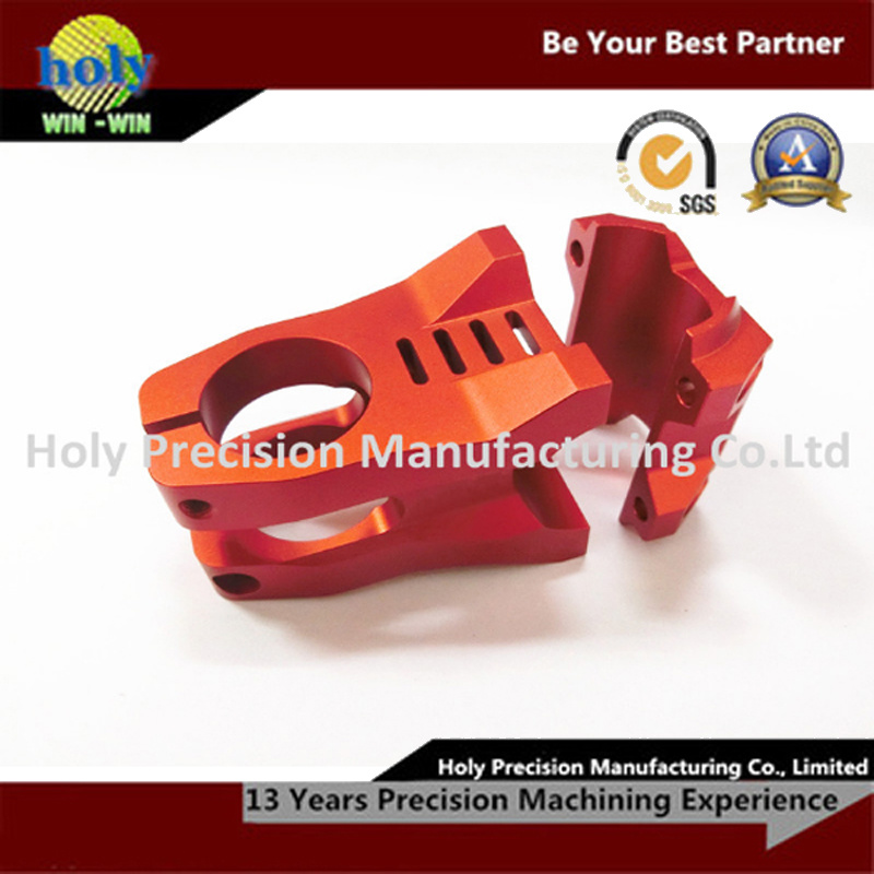 CNC Machining Parts Bicycle Accessories with Aluminum Material
