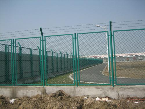 Expanded Metal Fence (R-GBWHL)