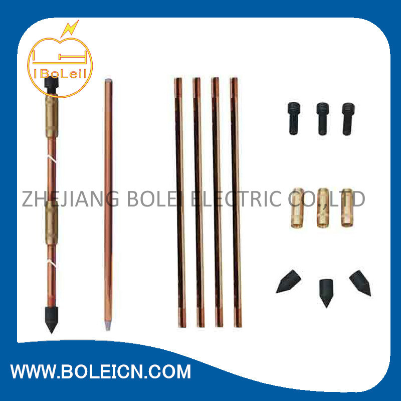 Copper Clad Steel Grounding Earth Rod/Ground Rod