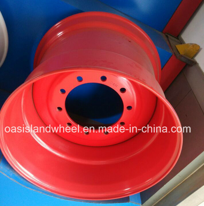 Fixed Disc Wheels 20.00X26.5 for Farm Trailer