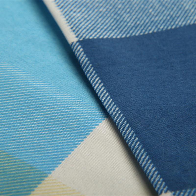100%Polyester Pigment Printed Microfiber