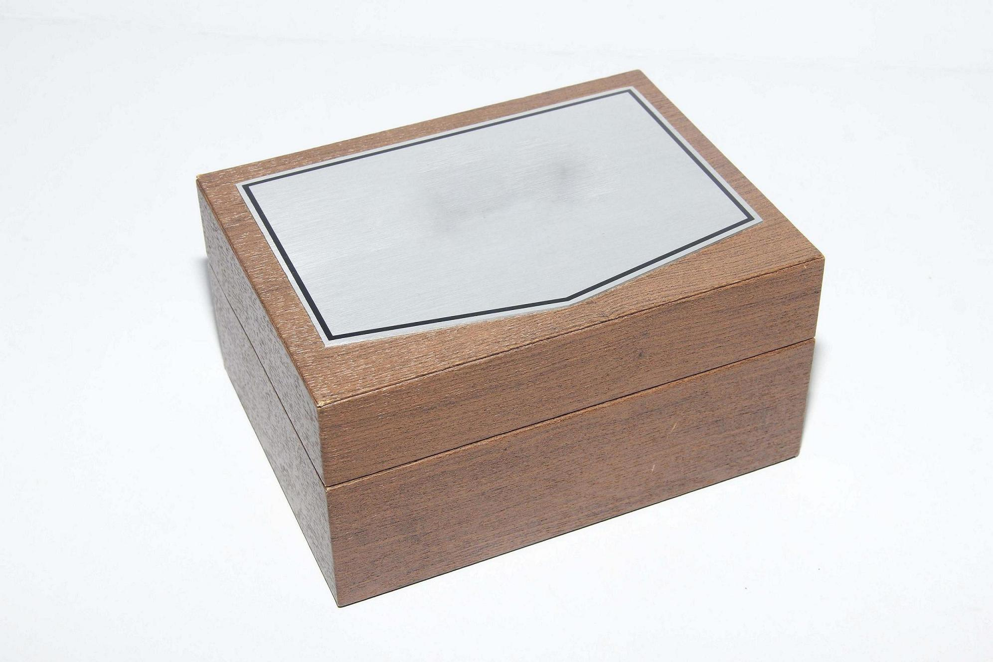 High Grade Watch Wooden Box