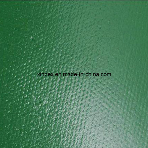 PVC Green Shiny Flat Conveyor Belt