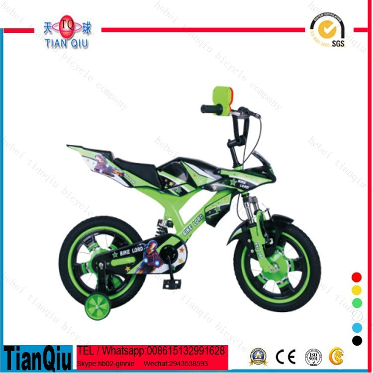 New Model Factory Price Children Motorbike Bicycle Kid Motorcycle Bike