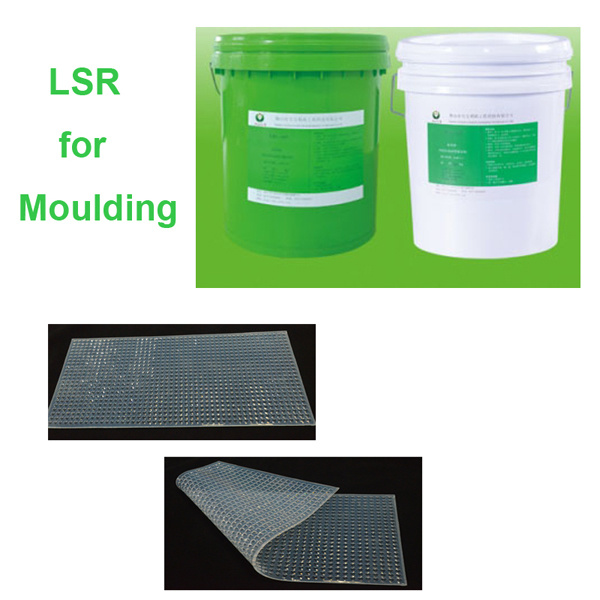 Htv Silicone Compound Food Grade Mold Making Silicon Rubber