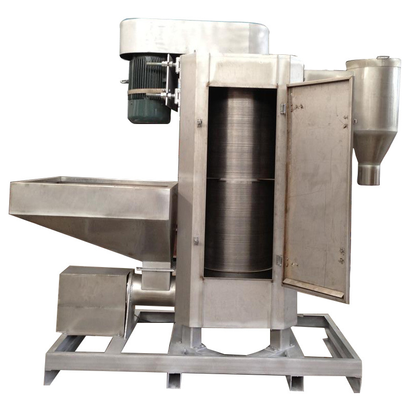 High Output Plastic Film Dewater Machine with High Efficiency