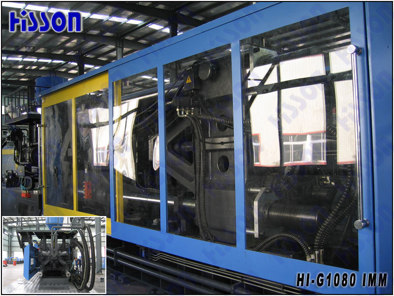 1080t Plastic Injection Moulding Machine Hi-G1080