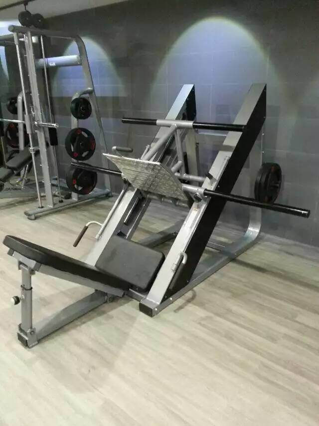 Heavy Duty 45 Leg Press Commercial Fitness Equipment for Sports Fitness