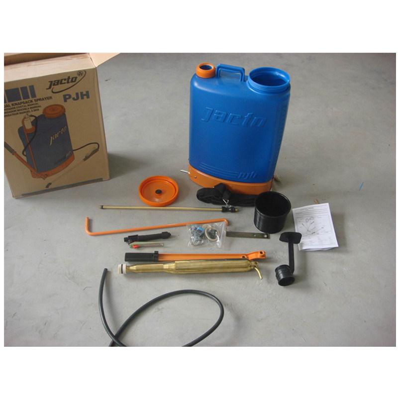 16L Knapsack Brass Pump Jacto Sprayer (HT-16D)