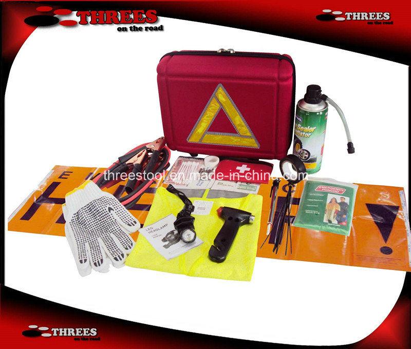 Car Emergency Kit for Roadside (ET15036)