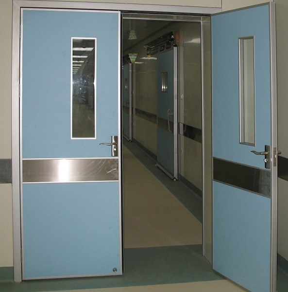 Automatic Hermetic Door with Ce Mark, Airtight Sealed X-ray Hospital Door