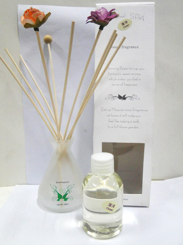 2016 Aroma Reed Diffuser Reed Stick Rattan Stick OEM Reed Diffuser with Rattan Sticks