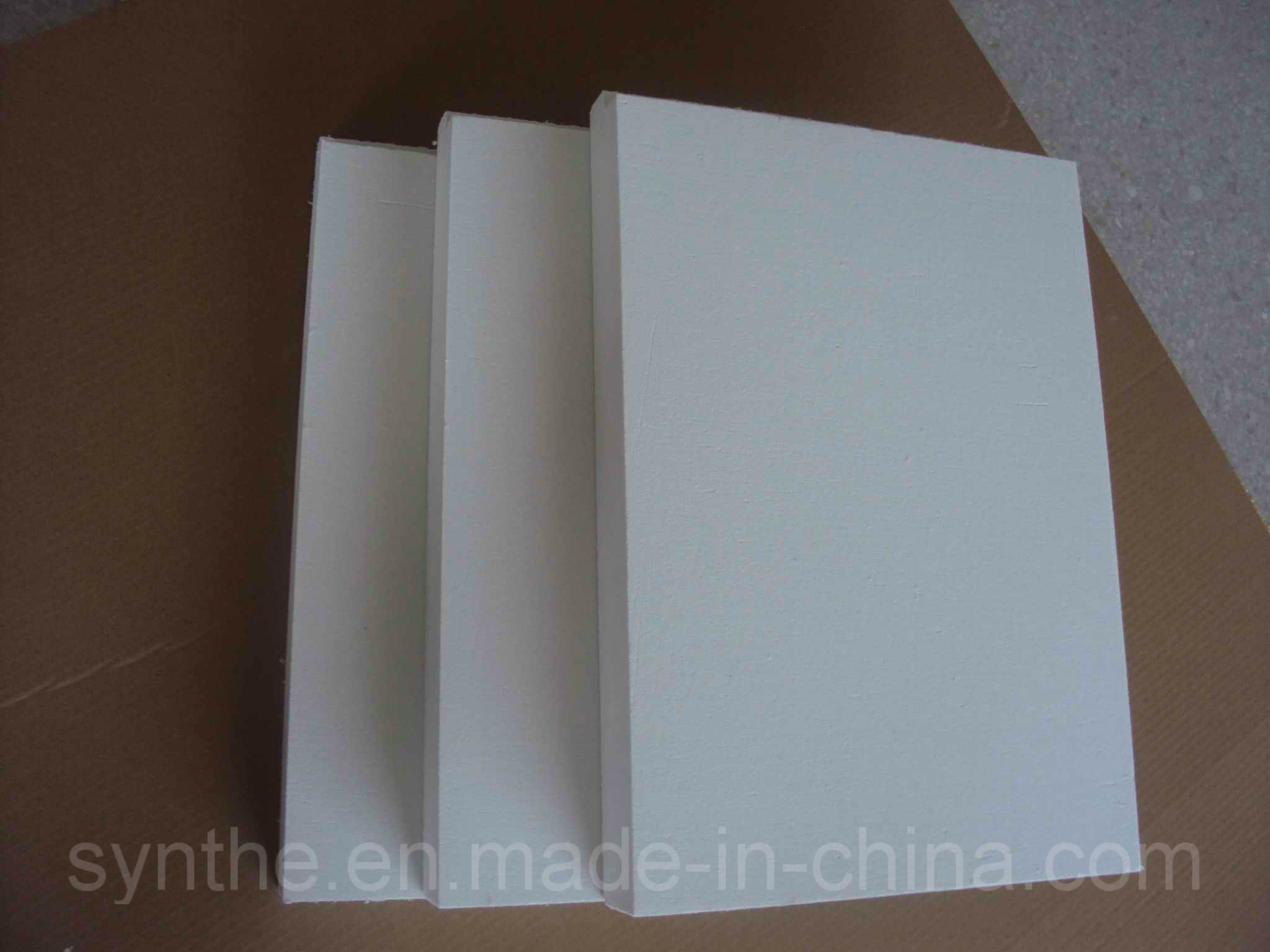 1260 High Purity Refractory Materical Ceramic Fiber Board