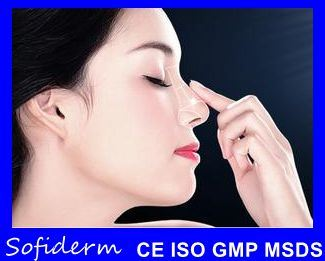 Sofiderm Hyaluronic Acid Injectable Dermal Filler for Plastic Fillers Deep2.0ml