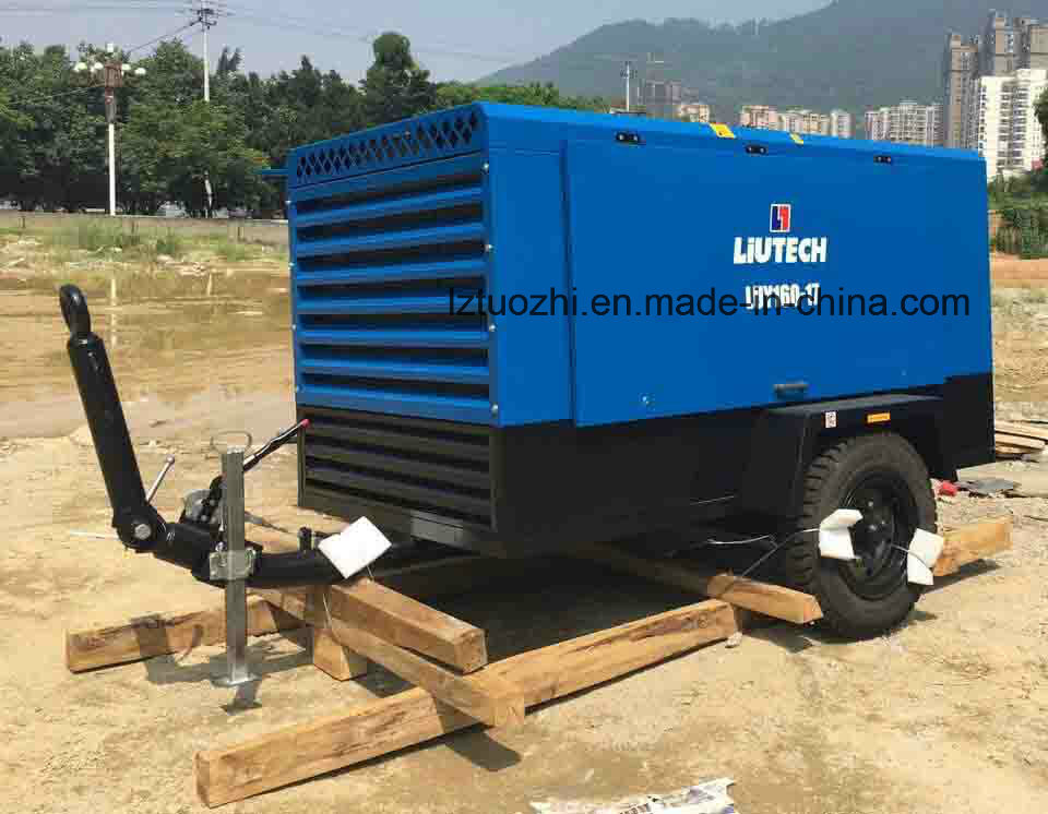 Atlas Copco Liutech 535cfm 15bar Portable Air Compressor