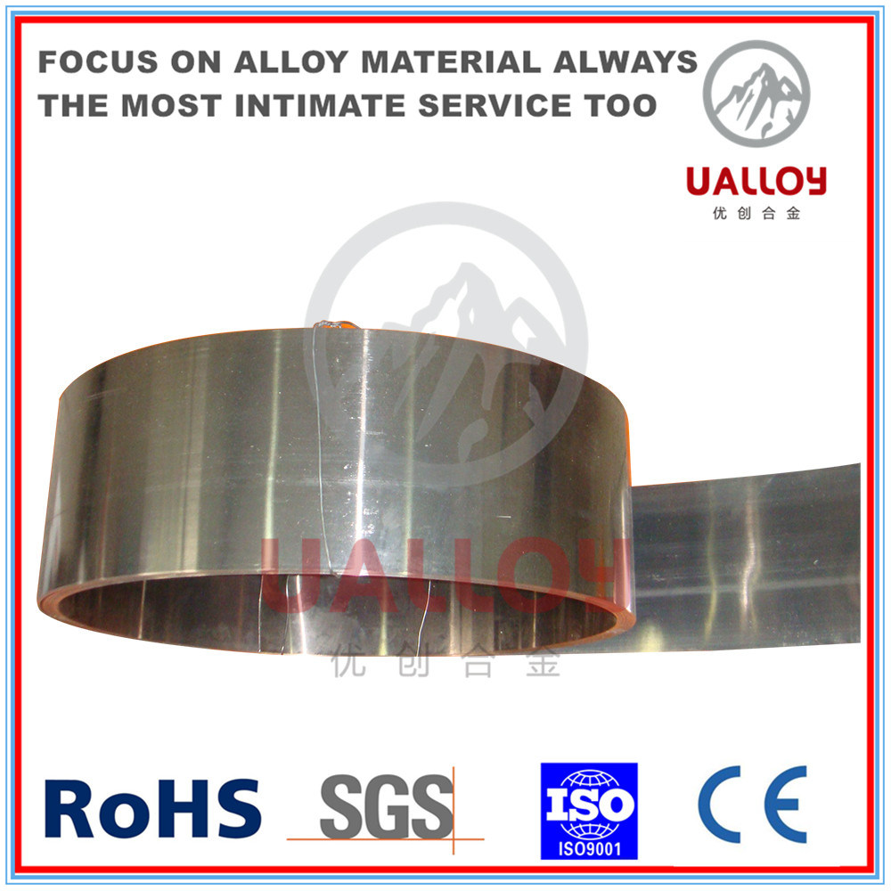 Fecral Alloy 0cr13al4 Resistor Heating Foil
