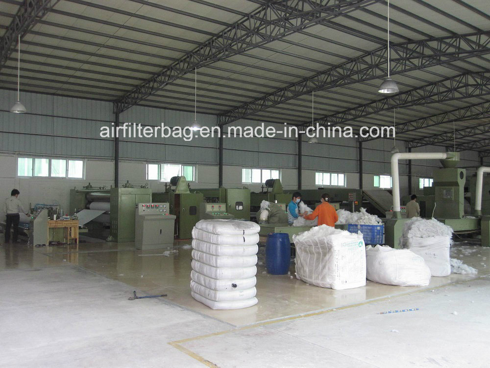 Filter Bag for Dust Collector or Bag Filter (Air Filter)