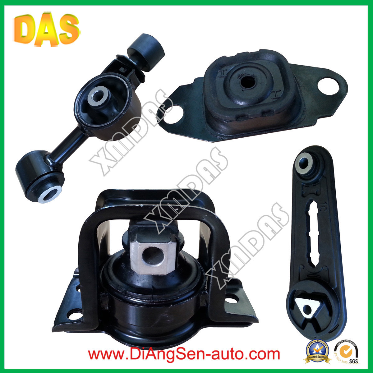 Repair Auto Parts- Engine Rubber Mounting for Nissan Versa 2007-2011 (11210-ED800, 11220-ED50A, 11350-EL00A, 11360-ED000)